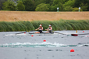 Race: 103  Women's Coxless Pairs - Championship - Final<br /> <br /> The Metropolitan Regatta 2019<br /> Sunday<br /> <br /> To purchase this photo, or to see pricing information for Prints and Downloads, click the blue 'Add to Cart' button at the top-right of the page.