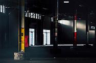 Empty warehouse. The Embarcadero. San Francisco, California. ©CiroCoelho.com. All Rights Reserved.
