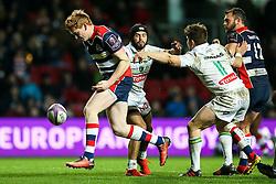 Jack Tovey of Bristol Rugby - Rogan Thomson/JMP - 11/12/2016 - RUGBY UNION - Ashton Gate Stadium - Bristol, England - Bristol Rugby v Pau - European Rugby Challenge Cup.