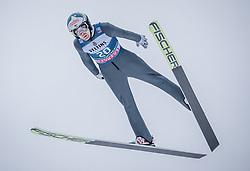 31.12.2018, Olympiaschanze, Garmisch Partenkirchen, GER, FIS Weltcup Skisprung, Vierschanzentournee, Garmisch Partenkirchen, Qualifikation, im Bild Jarkko Maatta (FIN) // Jarkko Maatta of Finland during the qualifying for the Four Hills Tournament of FIS Ski Jumping World Cup at the Olympiaschanze in Garmisch Partenkirchen, Germany on 2018/12/31. EXPA Pictures © 2018, PhotoCredit: EXPA/ Stefanie Oberhauser