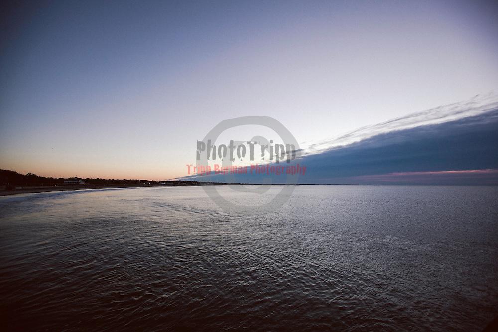 Today's Summer Sunrise  at Narragansett Town Beach, Narragansett, RI, September 4, 2013. #401 #surf #waves #beach #sunrise