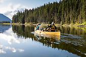 2017 Wells Gray Canoeing