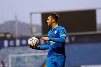 Jamie Stott. Stockport County FC 3-2 Yeovil Town FC. Emirates FA Cup Second Round. Edgeley Park. 29.11.20