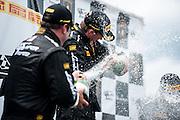 August 22-24, 2014: Virginia International Raceway. #07 Dillon Machavern, Mitchum Motorsport