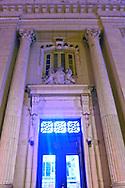 Bank in Ciego de Avila, Cuba.
