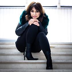 20190506: CRO, Music, Portrait of Emilija Kokic - Eurovision song contest winner in 1989