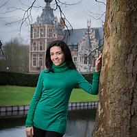 Leuven, Belgium 28 January 2014<br /> Researcher Paola Palmero.<br /> Photo: Ezequiel Scagnetti