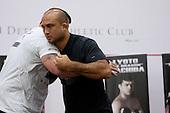 UFC 121 Workout