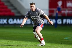 Jack Cosgrove of Bristol Rugby - Rogan/JMP - 22/10/2017 - RUGBY UNION - Ashton Gate Stadium - Bristol, England - Bristol Rugby v Doncaster Knights - B&I Cup.