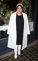 Nadia Essex at the Club 64 VIP launch at Salon 64 Soho London. 27.11.19