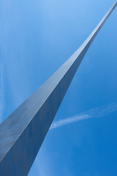 18 October 2010: The Gateway Arch. St. Louis Missouri