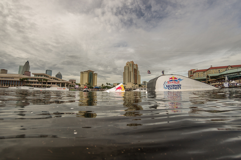 Daniel Grant Competes at Red Bull Wake Open in Tampa Bay, Florida on July 5th 2013.