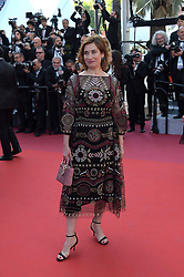 May 25, 2019 - Cannes, France - 72nd Cannes Film Festival 2019, Closing Ceremony Red Carpet. Pictured: Emmanuelle Devos (Credit Image: © Alberto Terenghi/IPA via ZUMA Press)