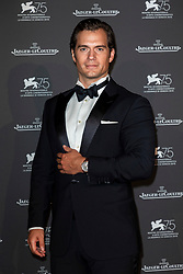Henry Cavill attends the Jaeger Le-Coultre Gala night held at Arsenale Docks during the 75th Venice Film Festival at Sala Grande on September 4, 2018 in Venice, Italy. Photo by Marco Piovanotto/ABACAPRESS.COM