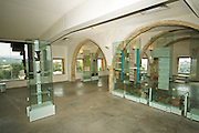 Israel, Galilee, Zippori National Park A mishnaic-period city with an abundance of mosaics. Interior of the on site museum