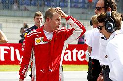July 1, 2018 - Spielberg, Austria - Motorsports: FIA Formula One World Championship 2018, Grand Prix of Austria, ..#7 Kimi Raikkonen (FIN, Scuderia Ferrari) (Credit Image: © Hoch Zwei via ZUMA Wire)