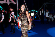 TAMARA ECCLESTONE, Grey Goose character and cocktails. The Elton John Aids Foundation Winter Ball. off Nine Elms Lane. London SW8. 30 October 2010. -DO NOT ARCHIVE-© Copyright Photograph by Dafydd Jones. 248 Clapham Rd. London SW9 0PZ. Tel 0207 820 0771. www.dafjones.com.