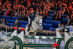 Vermeiren Dieter, BEL, Kingston Town 111 Z<br /> Jumping Mechelen 2019<br /> © Hippo Foto - Dirk Caremans<br />  26/12/2019