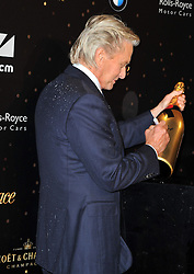 Actor Michael Douglas attends the 'Liberace' Germany premiere at Admiralspalast on Monday September 2, 2013 in Berlin, Germany. Picture Schneider-Press / John Farr / i-Images.<br /> UK & USA ONLY