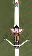 Seville, Andalusia, SPAIN<br /> <br /> 2002 World Rowing Championships - Seville - Spain Sunday 15/09/2002.<br /> <br /> Rio Guadalquiver Rowing course<br /> <br /> CZE LM1X  Michel Vabrousek<br /> <br /> [Mandatory Credit:Peter SPURRIER/Intersport Images]