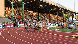 womens 3000 meters, start