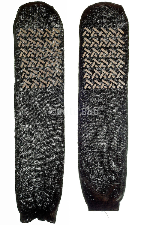 socks with anti slip profile