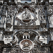 Iglesia de la Santisima Trinidad translates as Church of the Holy Trinity.