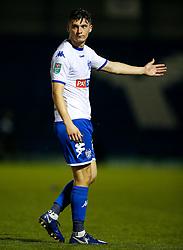 Callum Reilly of Bury - Mandatory by-line: Matt McNulty/JMP - 10/08/2017 - FOOTBALL - Gigg Lane - Bury, England - Bury v Sunderland - Carabao Cup - First Round