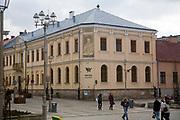 Budynek Poczty Polskiej, Ulica Sienkiewicza, Kielce<br /> Post office, Sienkiewicz`s street, Kielce