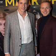 NLD/Amsterdam/20200123 - Premiere Haal Het Doek Maar Op, Javan Hoen en Martijn Vogel