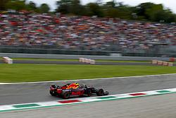 August 31, 2018 - Monza, Italy - Motorsports: FIA Formula One World Championship 2018, Grand Prix of Italy, .#33 Max Verstappen (NLD, Aston Martin Red Bull Racing) (Credit Image: © Hoch Zwei via ZUMA Wire)