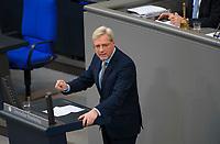 DEU, Deutschland, Germany, Berlin, 31.01.2019: Dr. Norbert Röttgen (CDU) bei einer Rede während einer Plenarsitzung im Deutschen Bundestag.