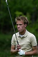MOLENSCHOT - Taco Remkes.     Voorjaarswedstrijd golf 2003 op GC Toxandria. . COPYRIGHT KOEN SUYK