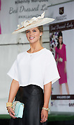 30/07/2015 report free : Winners Announced in Kilkenny Best Dressed Lady, Kilkenny Best Irish Design & Kilkenny Best Hat Competition at Galway Races Ladies Day <br /> At the event was Marie Cullinan, Turloughmore. Photo:Andrew Downes, xposure