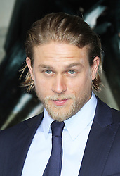 @ London News PIctures. Charlie Hunnam at  Pacific Rim European Film Premiere, BFI IMAX Waterloo, London UK, 04 July 2013. Photo by Richard Goldschmidt/LNP