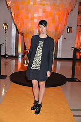 SARAH WOOD winner of the 2016 Veuve Clicquot Business Women Award at the Veuve Clicquot Business Woman Award 2016 held at Claridge's Hotel, Brook Street, London on 9th May 2016.