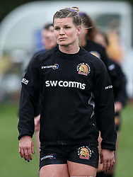 Rachel Johnson of Exeter Chiefs - Mandatory by-line: Arron Gent/JMP - 06/03/2021 - RUGBY - Twyford Avenue - Acton, England - Wasps FC Ladies v Exeter Chiefs Women - Allianz Premier 15s