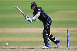 New Zealand's Tim Southee during the ICC Champions Trophy, Group A match at Sophia Gardens, Cardiff.