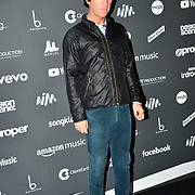 Johnny Marr Arrivers at AIM Independent Music Awards at the Roundhouse on 3 September 2019, Camden Town, London, UK.