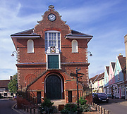 A293GB Woodbridge Shire hall Suffolk England
