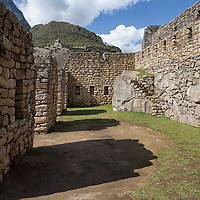 """According to """"Wikipedia"""" - The site is roughly divided into an urban sector and an agricultural sector, as well as the upper town and the lower town. The temples are part of the upper town, the warehouses the lower."""