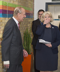 File photo dated 21/05/14 of the Duke of Edinburgh with Claire Murdoch, chief executive of the Central and North West London NHS Trust during a visit to the Margaret Pyke Centre which provides basic and specialist sexual reproductive healthcare in London where he unveiled a plaque and observed a medical training procedure. He was the Queen's husband and the royal family's patriarch, but what will the Duke of Edinburgh be remembered for? Issue date: Friday April 4, 2021.