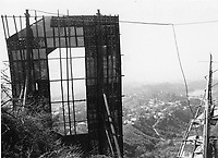 3/1/78 Hollywood sign in disrepair