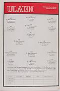 Interprovincial Railway Cup Football Cup Final, 27.03.1978, 03.27.1978, 27th March 1978, Ulster 2-07, Munster 2-07, Football Team Ulster, D Stevenson, K McCabe, J Kernan, J Somers, P Mulgrew, A McGurk, E McGowan, M Moran, C McAlarney, P McGinnity, J Byrne, E McKenna, P Rooney, L Austin, P Traynor, J Smyth, C McKinstry, P Moriarty, F Ward, C Campbell, .