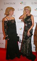 Diane and Rosanna Davison at the Lincoln film premiere Savoy Cinema in Dublin, Ireland. Sunday 20th January 2013.