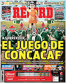 October 07, 2021 - LATIN AMERICA: Front-page: Today's Newspapers In Latin America