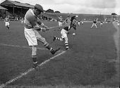 1952 All Ireland Junior Simi Final Limerick vs. Dublin at Croke Park