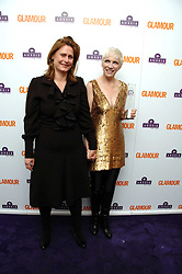 Left to right, SARAH BROWN and ANNIE LENNOX at the 2008 Glamour Women of the Year Awards 2008 held in the Berkeley Square Gardens, London on 3rd June 2008.<br />