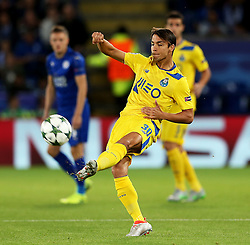 Oliver Torres of FC Porto  - Mandatory by-line: Matt McNulty/JMP - 27/09/2016 - FOOTBALL - King Power Stadium - Leicester, England - Leicester City v FC Porto - UEFA Champions League