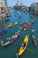 Italie, Venetie, Venise, Regatta Storica // Italy, Veneto, Venise, Regatta Storica